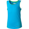 Marmot Girl's Essential Tank Atomic Blue